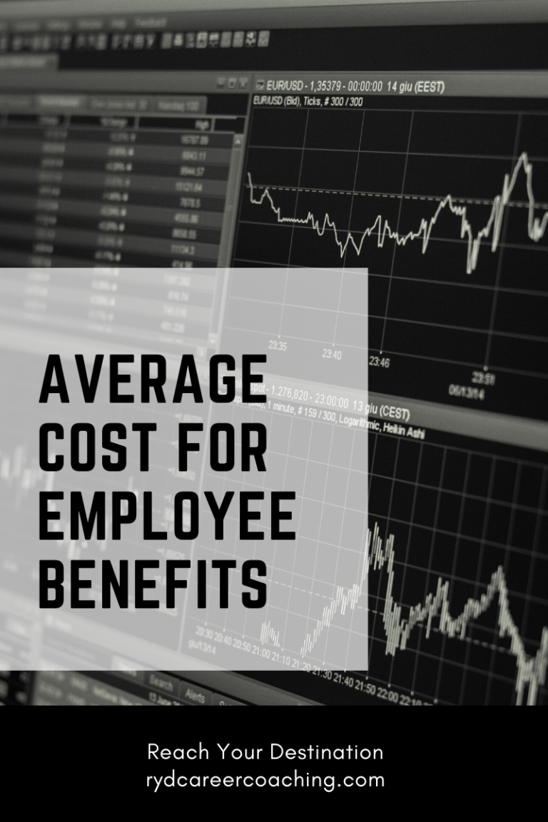 Average cost for employee benefits