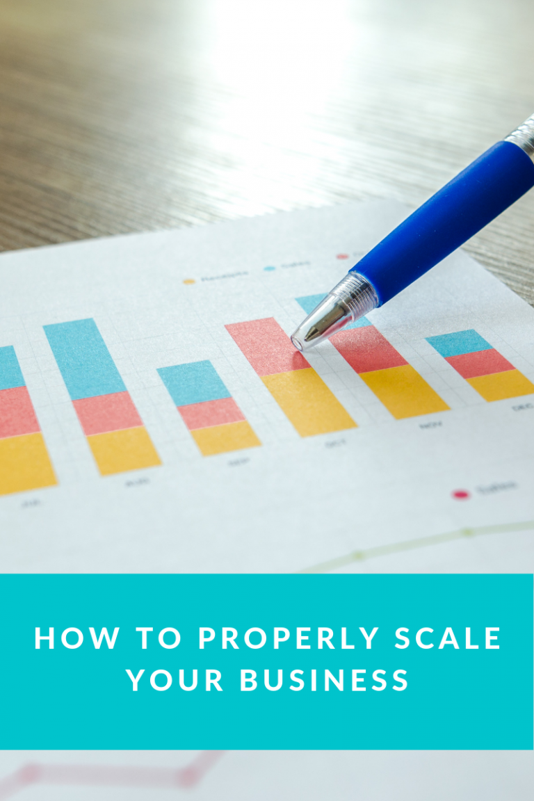 How To Properly Scale Your Business