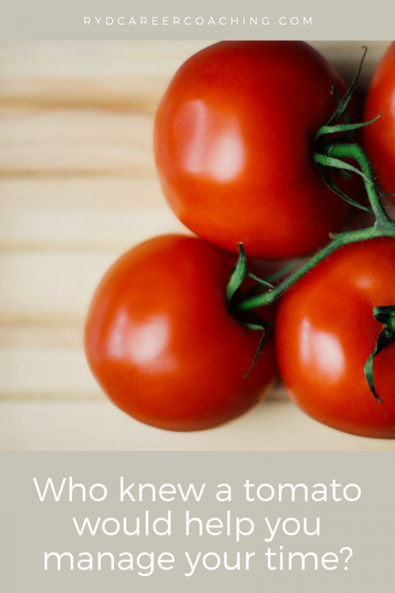 Who knew a tomato would help you manage your time