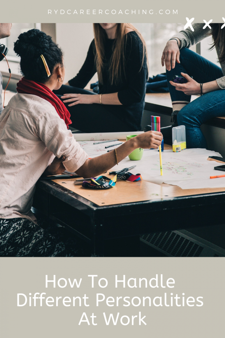 How To Handle Different Personalities At Work