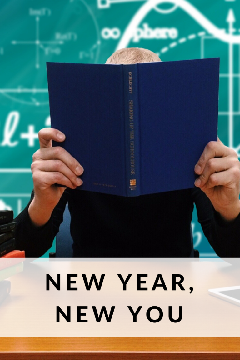 New Year, New You?