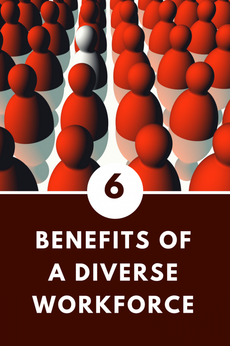 Recruiting for Diversity – 6 Business Benefits of Building a Diverse Workforce