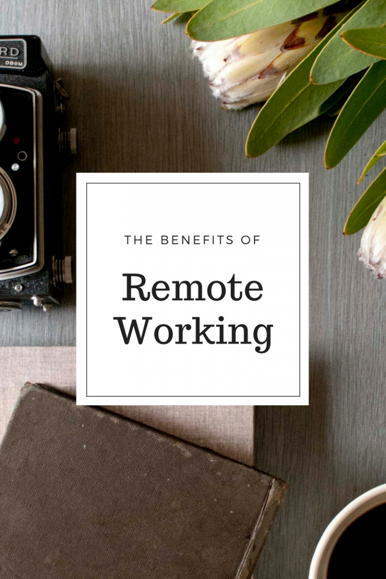 Top Benefits of Remote Working