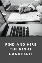 Find and Hire the Best Candidate for the Right Business