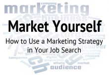 How to Use a Marketing Strategy in Your Job Search | RYD Career Blog