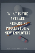 What Is The Average Onboarding Process For A New Employee?