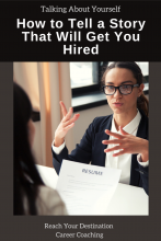 How to Tell a Story That Will Get You Hired